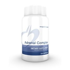 Designs for Health Adrenal Complex DFH w/o licorice (BACK)