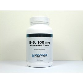 Douglas Labs B-6 100mg (B6)
