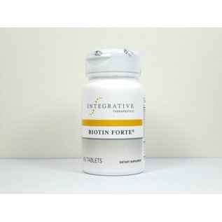 Integrative Therapeutics Biotin Forte (5mg)