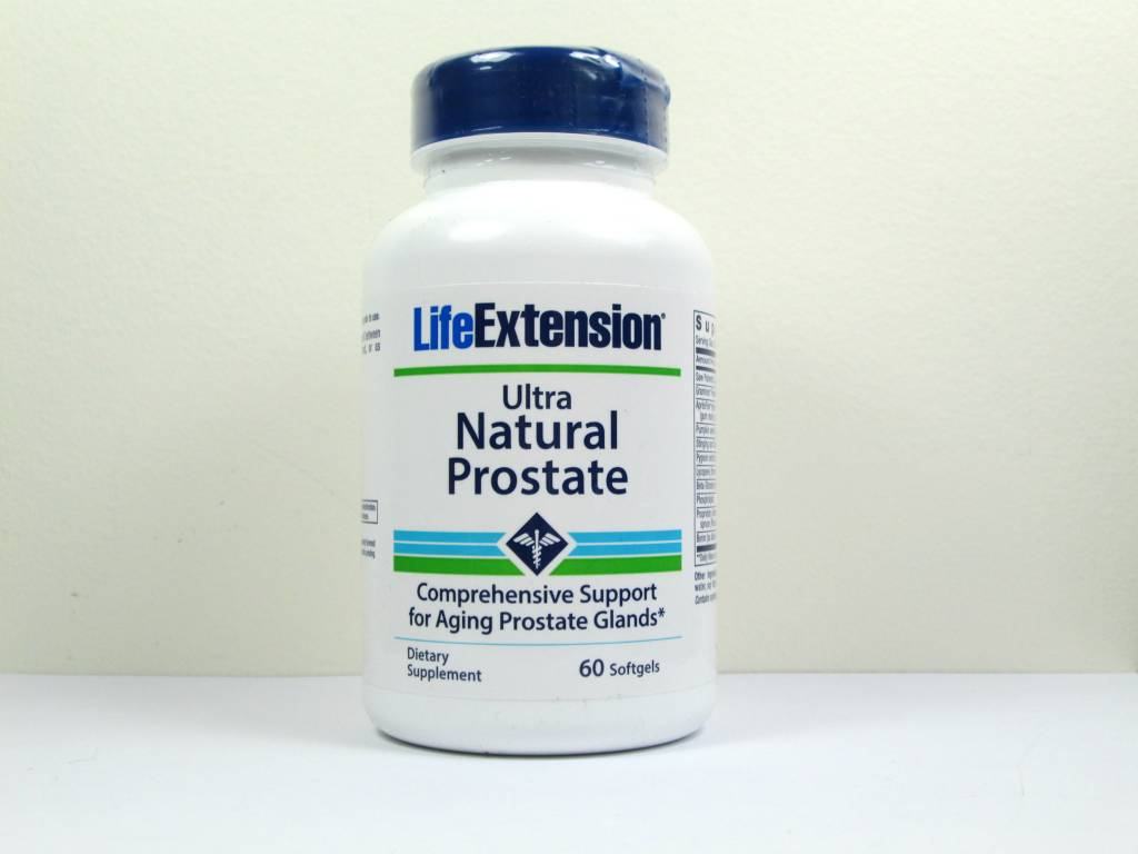 Natural Prostate Formula - The Rothfeld Apothecary