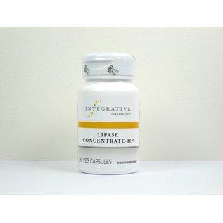 Integrative Therapeutics Lipase Concentrate-HP SO