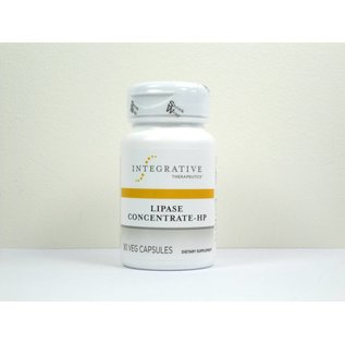 Integrative Therapeutics Lipase Concentrate HP
