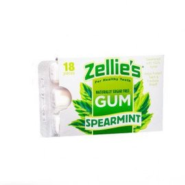 Zellie's Zellie's Spearmint Gum