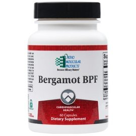 Ortho Molecular Bergamot BPF BACK