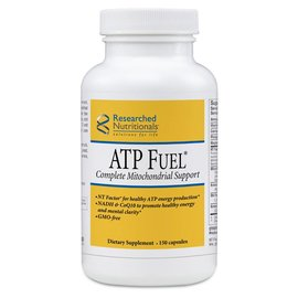 Researched Nutritionals ATP Fuel BACK