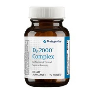 Metagenics D3 2000 Complex (formerly ISO D3)