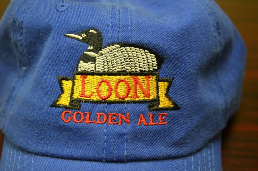 Baseball Hat Loon Golden Ale