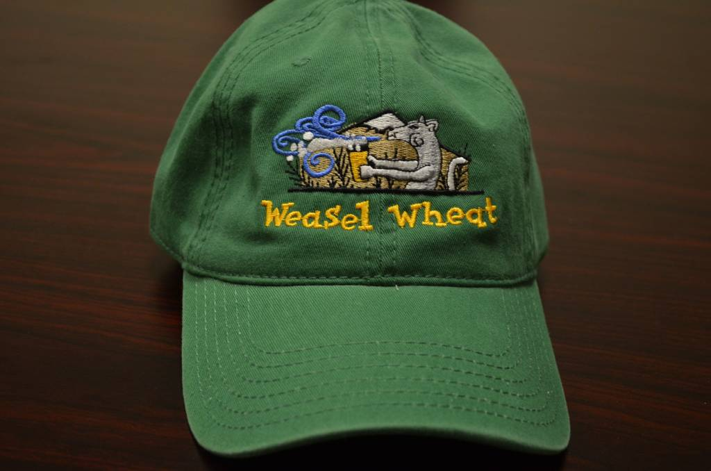 Baseball Hat Weasel Wheat