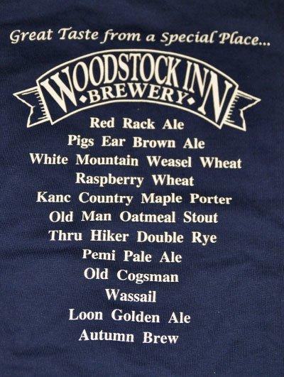 Beer List TSHIRT