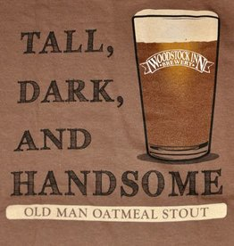 Tall Dark and Handsome TSHIRT
