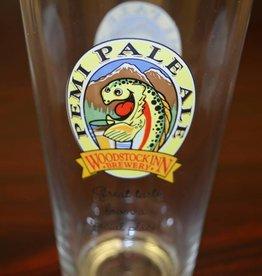 Pemi Pale Ale Pint Glass