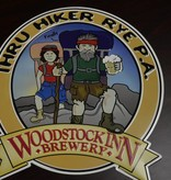 Thru Hiker Rye PA Large Tin Sign