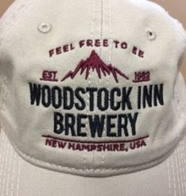 Baseball Hat Woodstock Inn Brewery