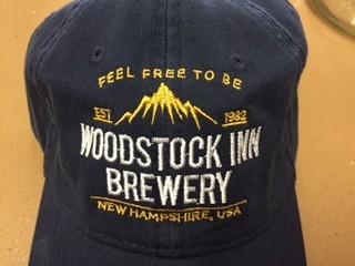 Baseball Hat Woodstock Inn Brewery