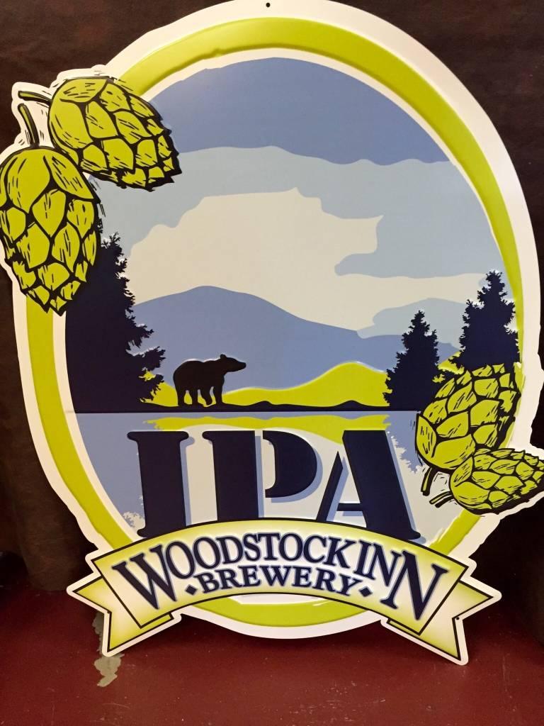 New IPA Tin Sign