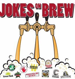 Joke's on Brew - Fri 3/31 Reception