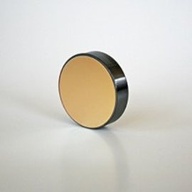"Phase Retardation Reflector, Silicon (Si): 2.00"" Diameter; .200"" Thick"