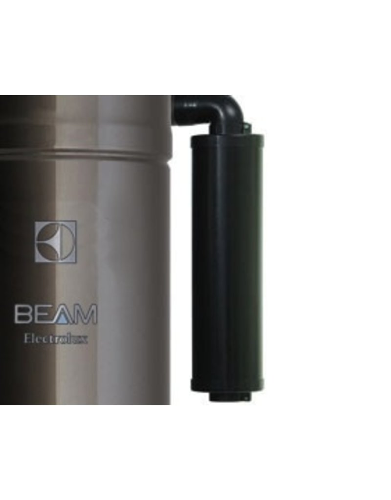 Beam Designed for homes, townhomes and condominiums where storage space is at a premium, this compact, 550-airwatt power unit offers a powerful clean for up to 3,500 square feet.