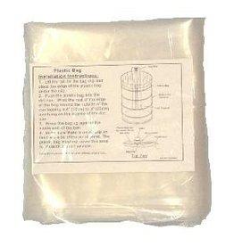 VacuMaid 4 Mil Plastic bag 4/pkg