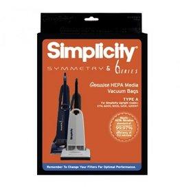 Simplicity Simplicity Symmetry HEPA Bags 6/pkg