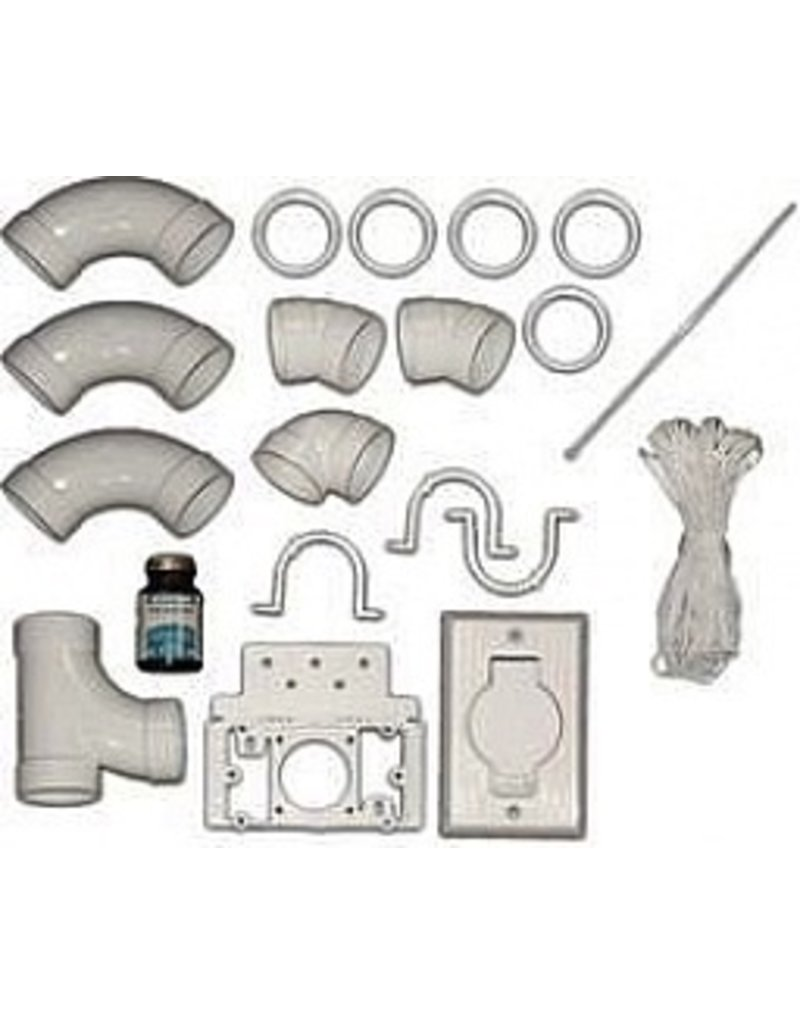 Vaculine ElectraValve Inlet Installation Kit