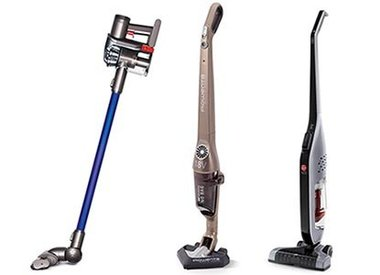 Handheld & Stick Vacuums