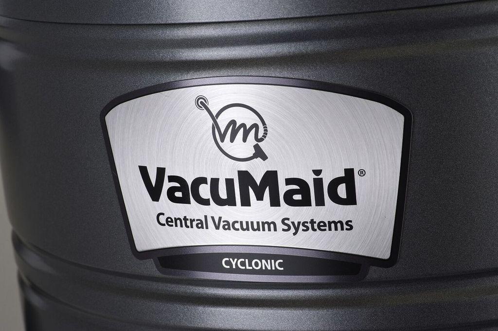 VacuMaid VacuMaid P110 Cyclonic Central Vacuum Power Unit