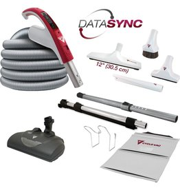 CycloVac CycloVac 30' DataSync Accessory Package with EBK360 Power Brush