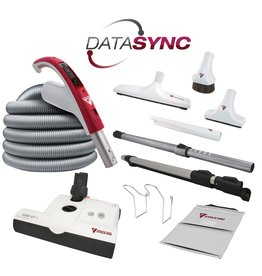 CycloVac CycloVac 35' DataSync Accessory Package with SEBO ET-1 Power Brush