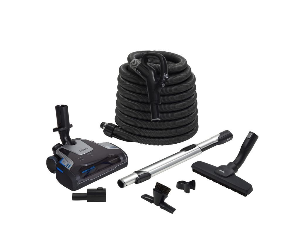 Beam Beam Precision Attachment Set with EZ Grip Handle & 30' Hose