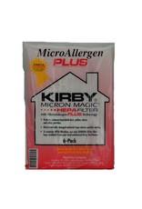 Kirby Kirby Micro Allergen Plus Bags 6/pkg