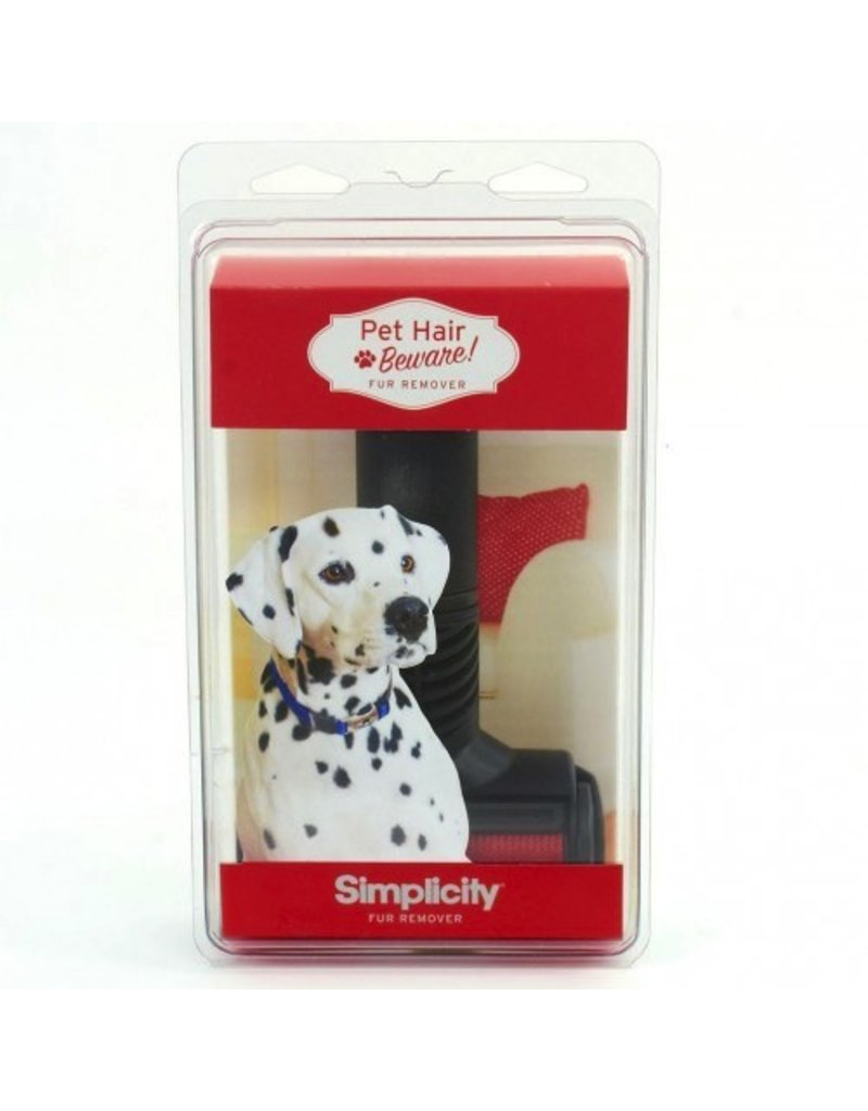 Simplicity Pet Hair Beware Fur Remover Attachment - Fit All