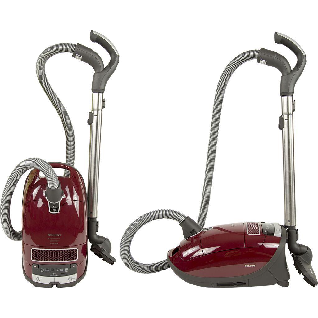Miele Complete C3 Soft Carpet Vacuum Osseo Vacuum