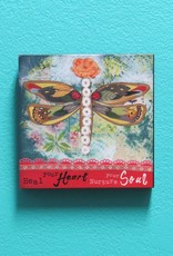 Decor Heal Your Heart Wall Art