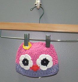 Kid's Crochet Baby Owl Caps