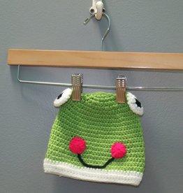 Kid's Frog Baby Cap