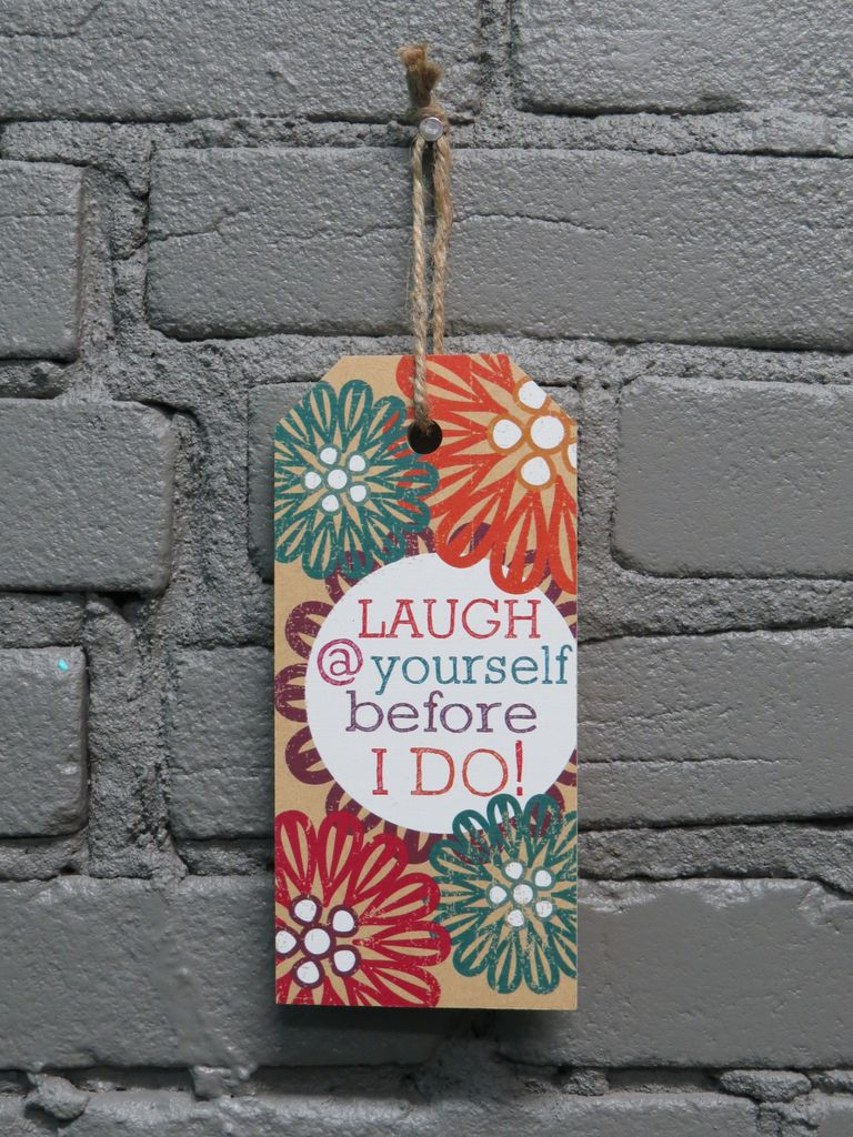 Decor Laugh Mini