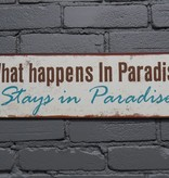 Decor Paradise Sign