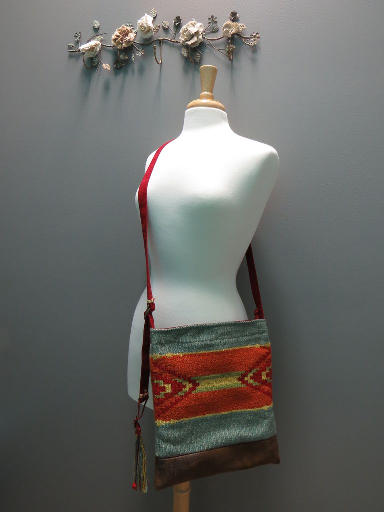 Bag Haversack Mupuche