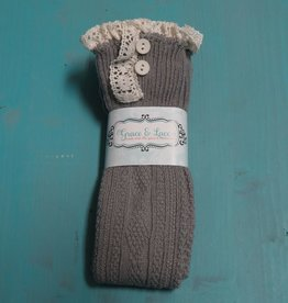 Socks Milly Lace Boot Socks