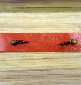 Jewelry Melon Thin Leather Cuff