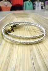 Jewelry Frost Braided Wrap