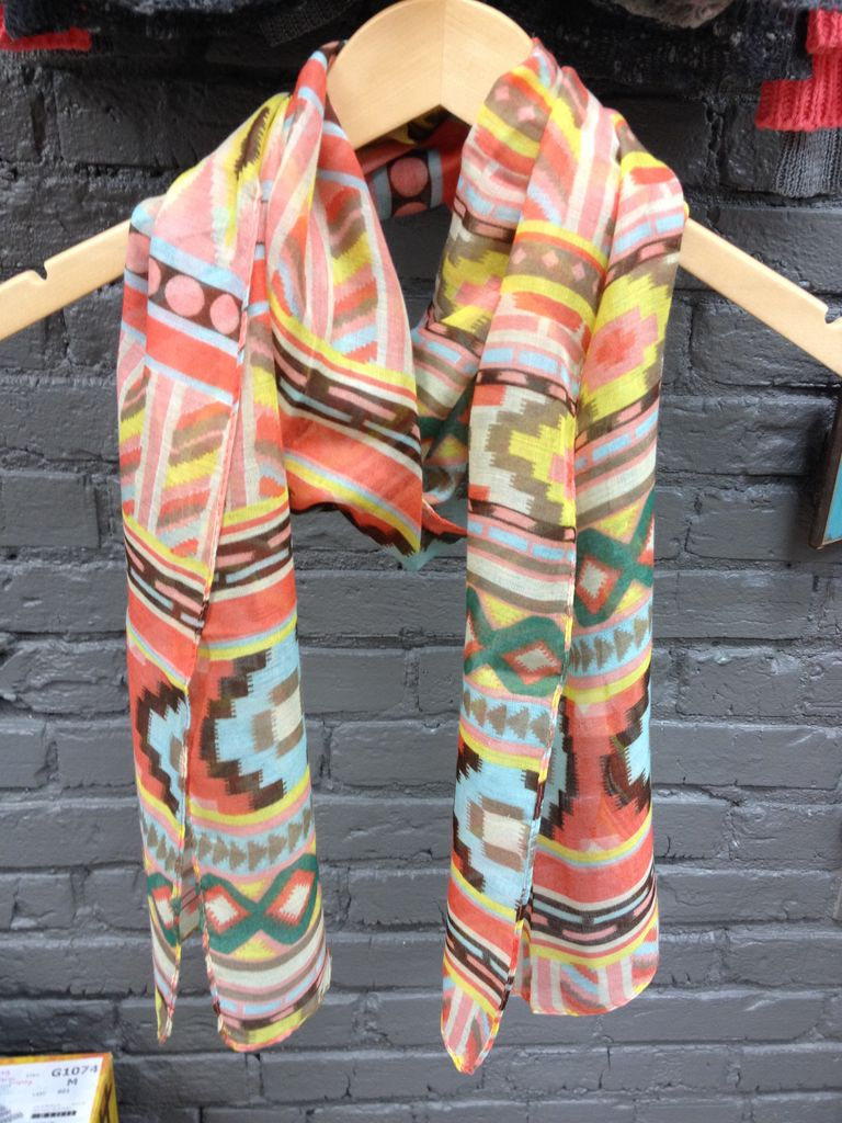 Scarf Printed Scarf