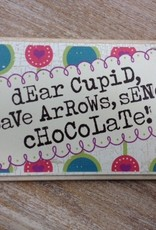 Decor Dear Cupid Sign