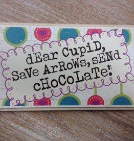 Decor Dear Cupid Sign