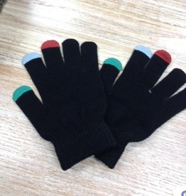 Gloves Touchscreen Gloves-Black