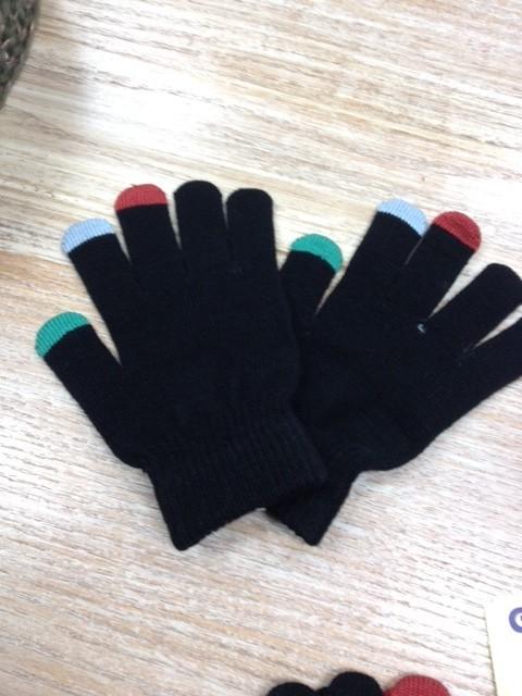 Gloves Touchscreen Gloves-Black