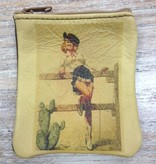 Bag Coin Purse-Pin Up Fence