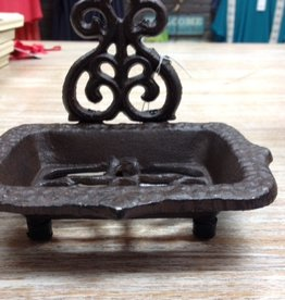 Kitchen Cast Iron Soap Dish