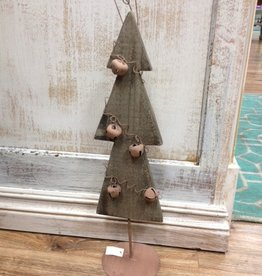 Decor Wooden Christmas Tree- Large